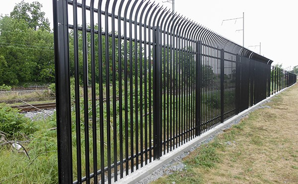 Security fence (May 2021)