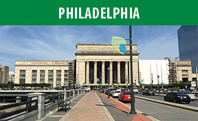 Philadelphia Station image with link to the Philadelphia page